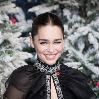 """Emilia Clarke opened up about her brain aneurysms: """"I'm quite a resilient human being"""""""