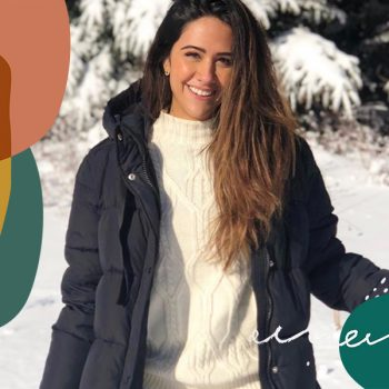 The sustainable puffer coat that's keeping me warm this winter