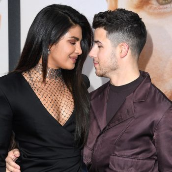 Priyanka Chopra and Nick Jonas's anniversary posts to each other have us in our feelings