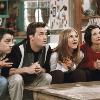 Today's the last day <em>Friends</em> is on Netflix, and could there BE a better way to spend New Year's Eve?