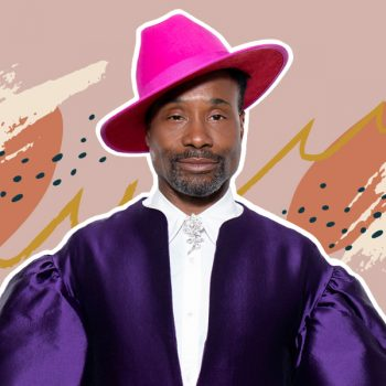 This is the moment Billy Porter says changed his entire life