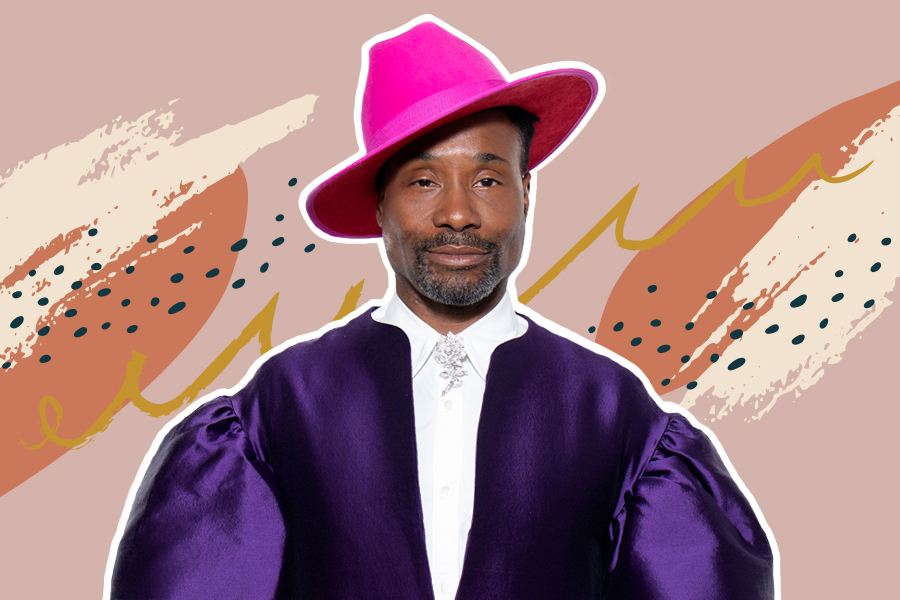 "Billy Porter on the moment that ""changed the trajectory"" of his life"