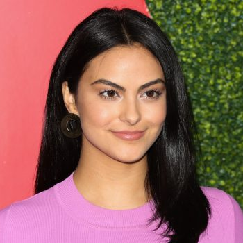 Camila Mendes swears by this all-natural mascara for long, feathery lashes—and it's only $28 on Amazon