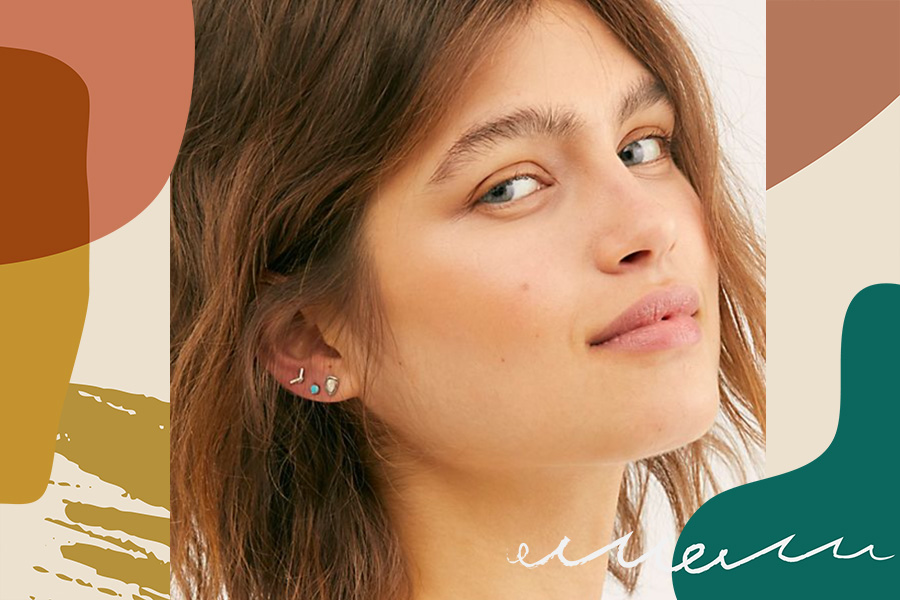 11 stud earrings that'll convince you to get another piercing