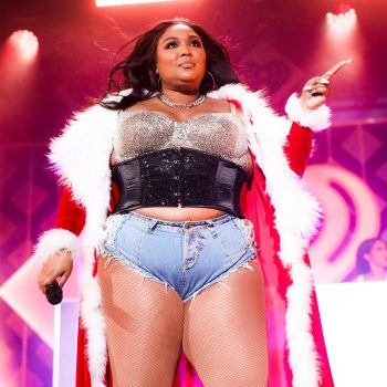 Lizzo sparked a Twitter debate after twerking in a thong at a Lakers game