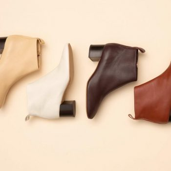 These classic Everlane ankle boots are $50 off today only—and we want them in every color
