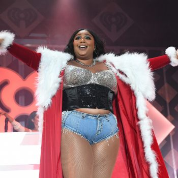 Lizzo posted an inspiring message to her followers after her outfit sparked a body-image debate
