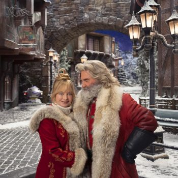 Goldie Hawn and Kurt Russell have a 'tremendous amount of love' in <em>The Christmas Chronicles 2</em>