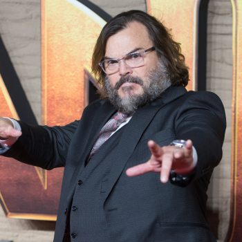 """Jack Black forgot he was in """"The Holiday,"""" and Christmas is cancelled"""