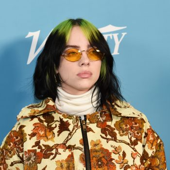 This video of Billie Eilish singing Alicia Keys at age 12 is giving us chills