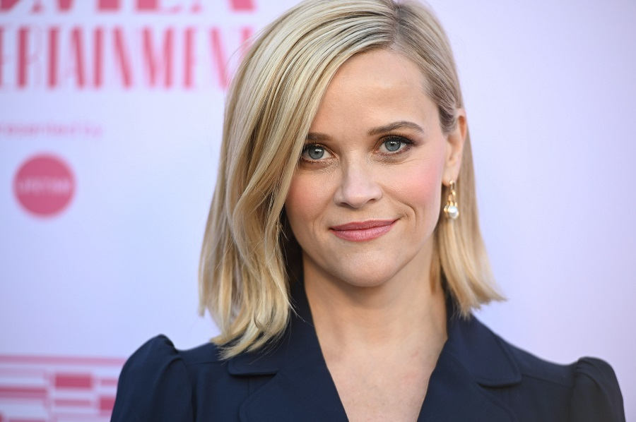 """Reese Witherspoon isn't here for your sexist shaming over her paycheck: """"Why is that bothersome?"""""""