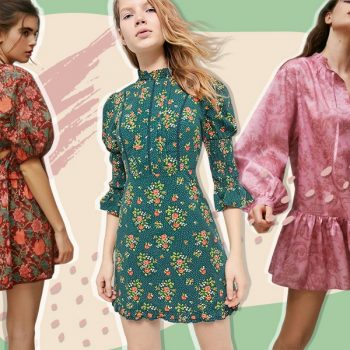 Laura Ashley x Urban Outfitters brings back all the florals you loved when you were a kid