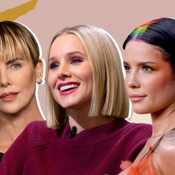 The 15 most shocking hair transformations of 2019, from Selena's curly lob to Halsey's rainbow roots