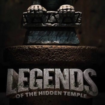 The new <em>Legends of the Hidden Temple </em>show's big twist means you may get to live out your childhood dreams
