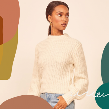 Reformation is having a rare 50% off sale, so you can grab last-minute outfits for the holiday season