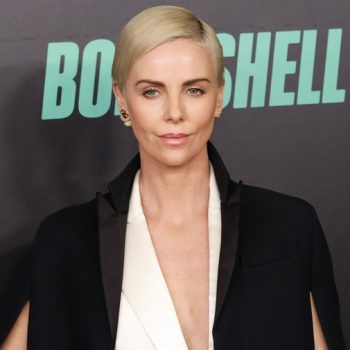 Charlize Theron has been naming the director who sexually harassed her, but she says she's been silenced