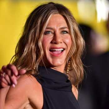 Jennifer Aniston celebrated the holidays with her famous friends, and we want to join this club