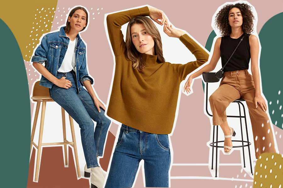 "Everlane's annual ""choose what you pay"" sale is back for a limited time"