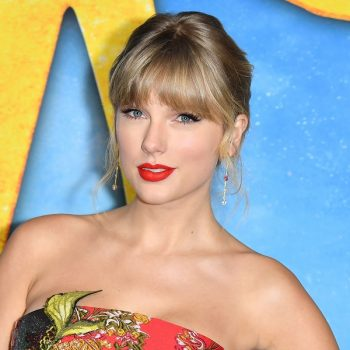 Taylor Swift showed off a new shaggy cropped bob at her <em>Miss Americana</em> premiere