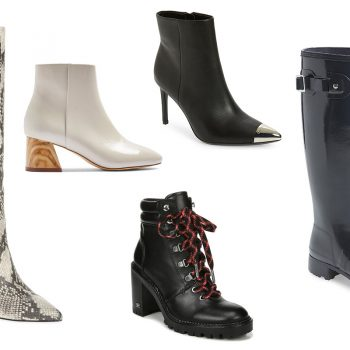 5 gorgeous boots that are on serious sale at Nordstrom right now