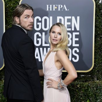 "Kristen Bell says she and Dax Shepard had a ""pretty incredible fight recently,"" and it started over towels"