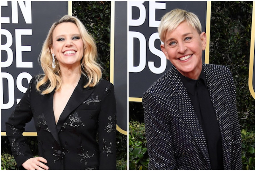 Kate McKinnon's heartfelt speech proves how important Ellen has been for LGBTQ representation