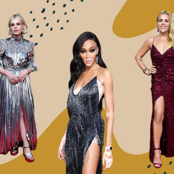 The 2020 Golden Globes was a disco party thanks to these sparkly looks