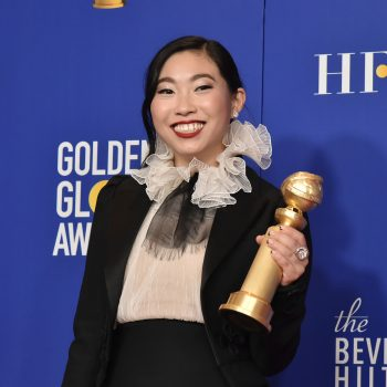 """Awkwafina just made Golden Globes history with her 2020 """"Best Actress"""" win"""