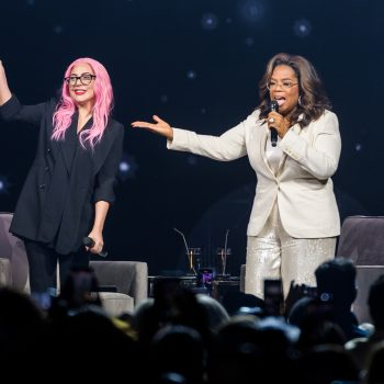 This video of Oprah loving Lady Gaga might just make you cry