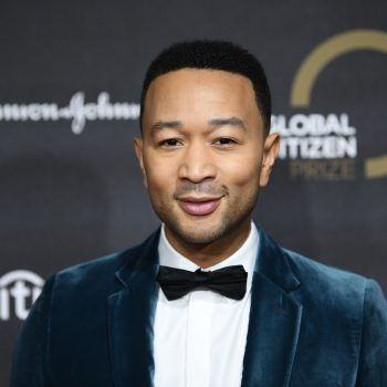 Luna just called dad John Legend by his first name, and his reaction is priceless