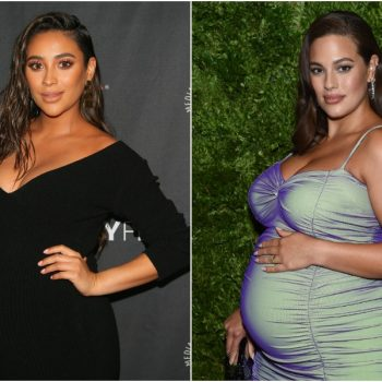 "Shay Mitchell and Ashley Graham got real about ""prepartum"" depression during their pregnancies"