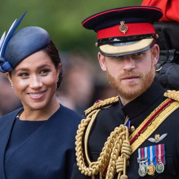 "The queen has barred Meghan Markle and Prince Harry from using ""Sussex Royal,"" so it's time for a re-brand"