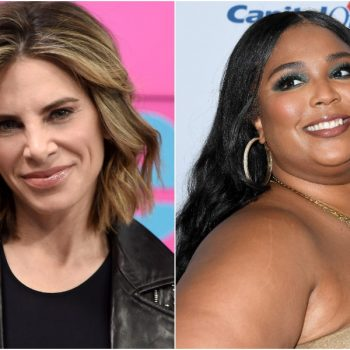 Fans help Lizzo clap back at Jillian Michaels' concern-trolling over her weight