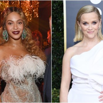 Beyoncé sent Reese Witherspoon a gift, and we love the start of a new friendship