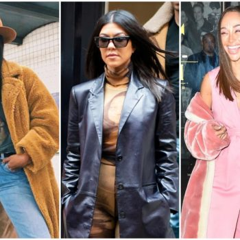 January is the best time to buy those statement jackets celebs love for less