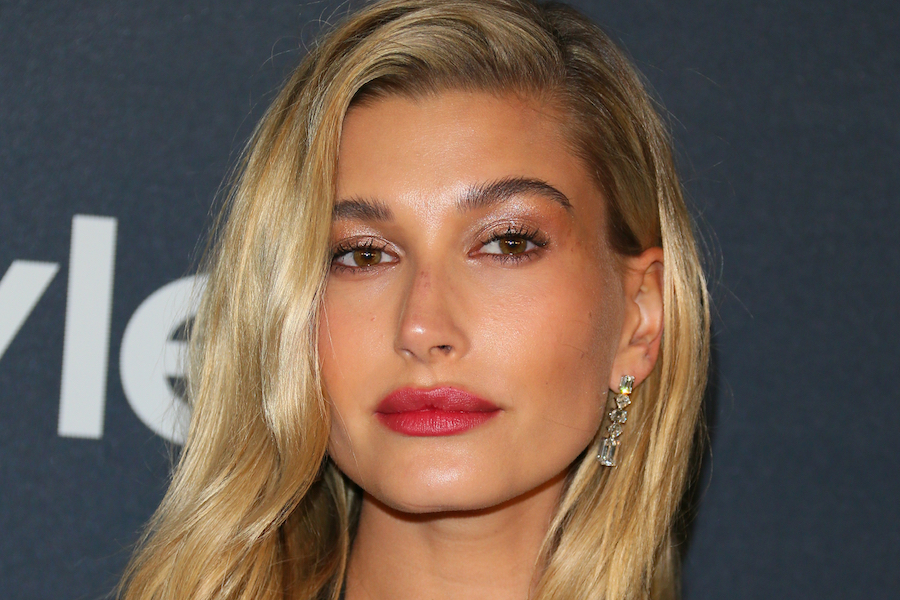 Hailey Bieber just shared all her favorite products from her $995 skincare routine