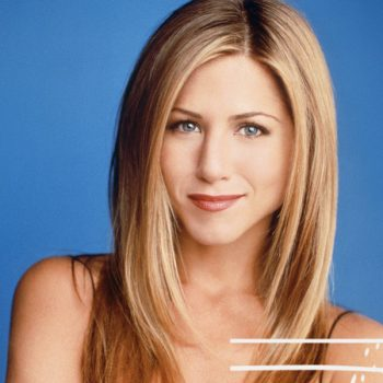 """Rachel Green's hair in season 6 of """"Friends"""" is everything I want and more"""