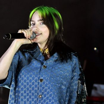 Billie Eilish is singing the new James Bond theme song, so you know it's going to be haunting
