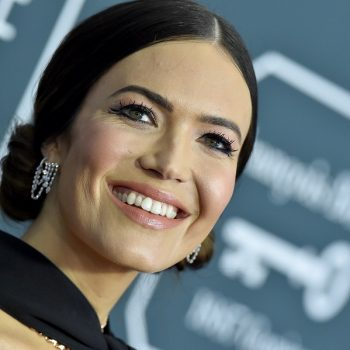 Mandy Moore officially announced her first album in 11 years—and gifted us a new song while we wait