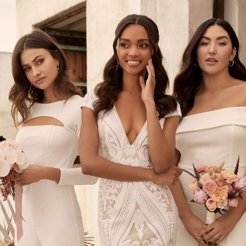 Lulus' new size-inclusive bridal collection has wedding dresses under $150