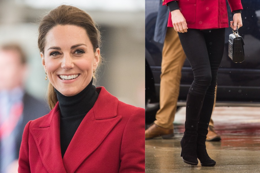 Kate Middleton has worn this shoe brand for more than 10 years—and it's on sale at Nordstrom