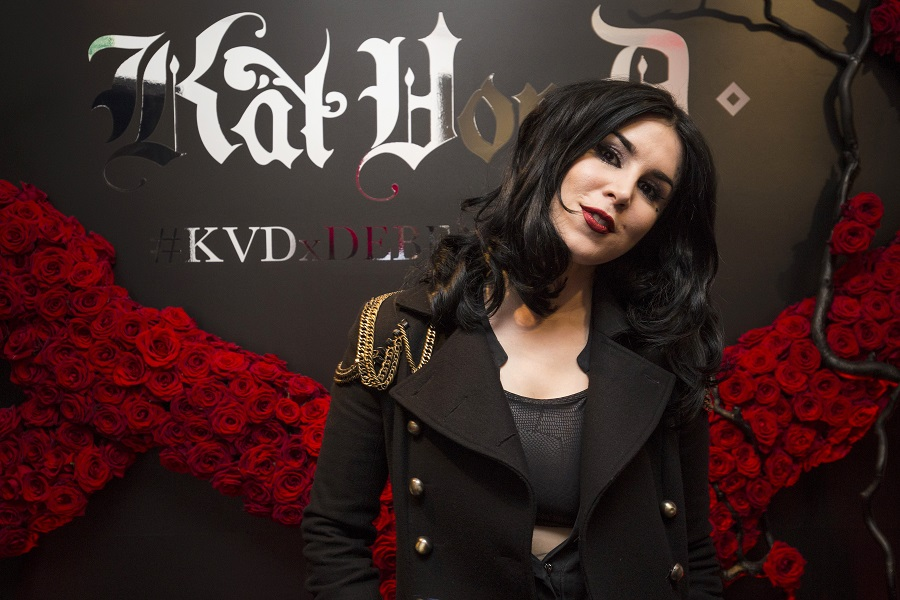 Kat Von D is leaving her iconic makeup brand, and it now has a new name