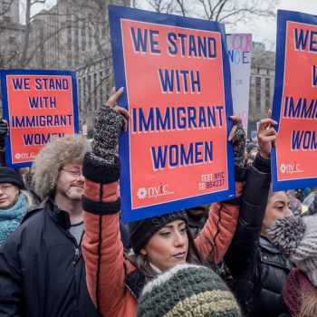 Meet Isa Noyola, the Women's March board member shining light on trans immigrant issues