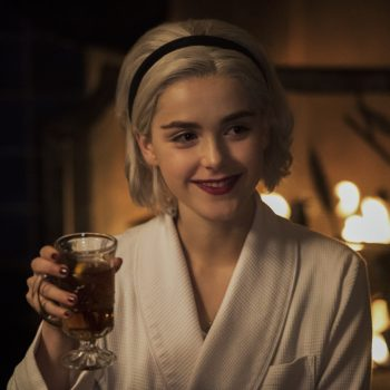 NYX's new <em>Chilling Adventures of Sabrina</em> makeup collection will bring out your witchy side