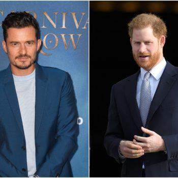 Orlando Bloom will voice Prince Harry in a new animated comedy about the royal family