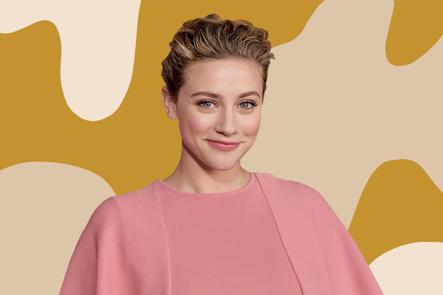 "Lili Reinhart on why she chooses to share her ""flaws"" on social media, even when it's hard"