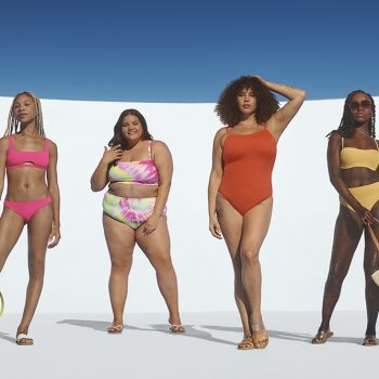 Target's new swimwear campaign is all about trendy designs and inclusivity