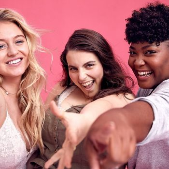 Beanie Feldstein, Lana Condor, and 11 other incredible women are teaming up with #AerieREAL for so many good causes