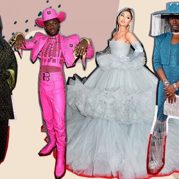 Being extra is THE fashion trend at the 2020 Grammy Awards