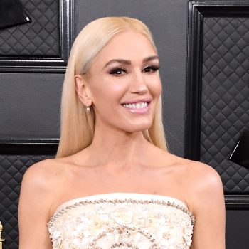 How to recreate Gwen Stefani's pin-straight Grammys hair for $12